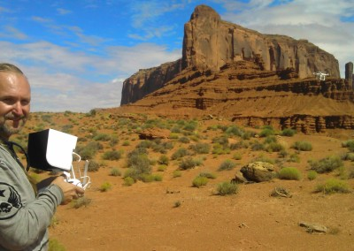 Monument valley dronem, UT (3)
